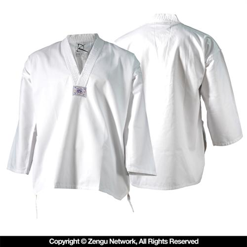 KD Elite Standard V-neck Student Taekwondo Jacket